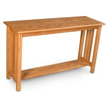 "Mission Sofa Table, Mission Sofa Table, 48""w"