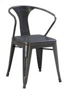 Emerald Home Dakota Dining Chair Gunmetal Gray D131-20 Product Image