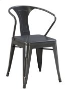 Emerald Home Dakota Dining Chair Gunmetal Gray D131-20 Product Image
