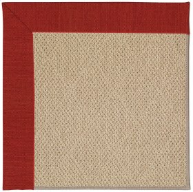 Creative Concepts-Cane Wicker Canvas Cherry