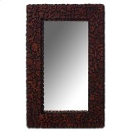 Grapevine Section Rectangular Mirror