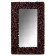 Grapevine Section Rectangular Mirror