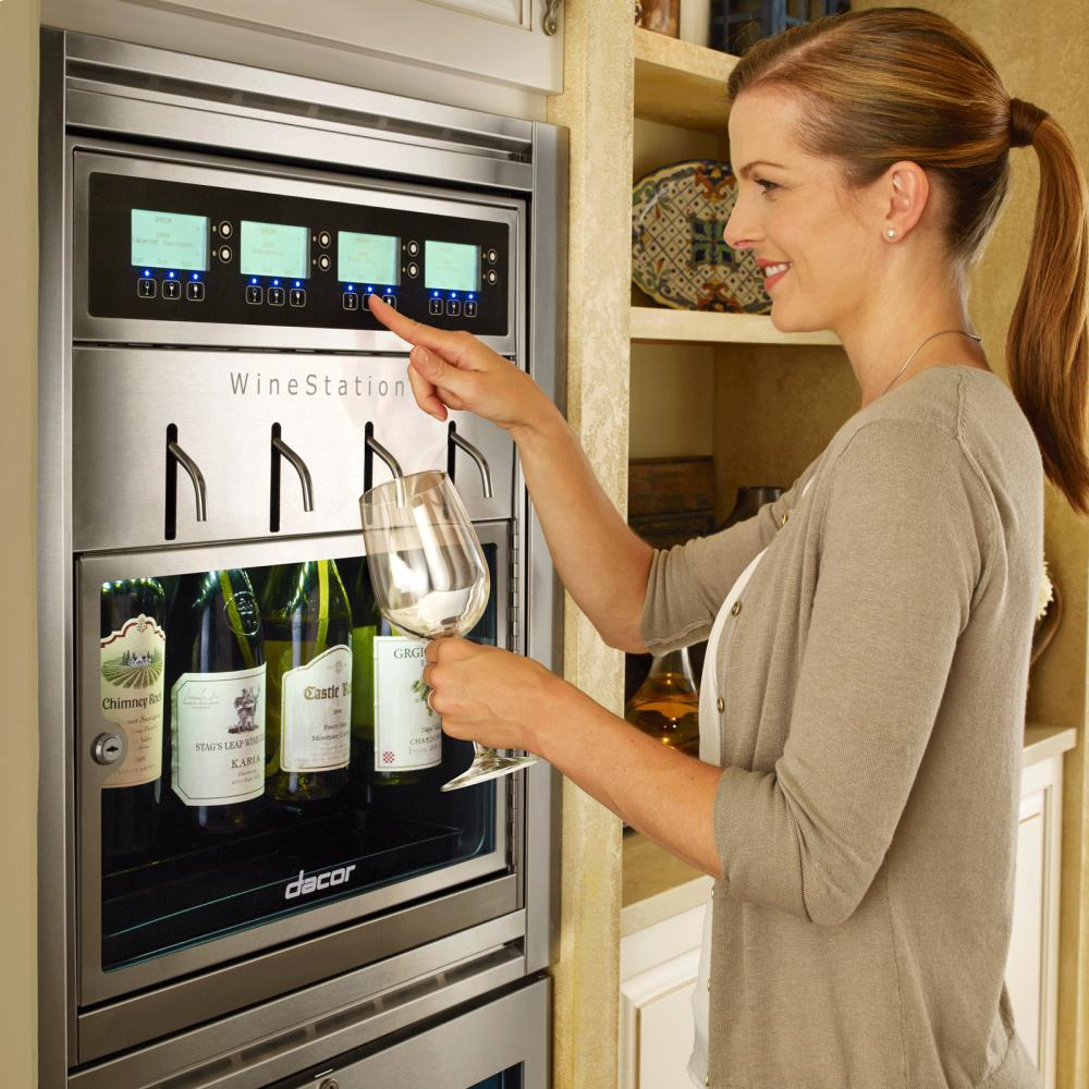 Dyws4 Dacor Wall Oven Wiring Diagram Discovery Winestation