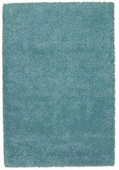 AMORE AMOR1 AQUA RECTANGLE RUG 5'3'' x 7'5''