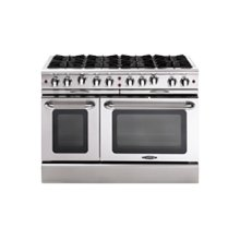 "Culinarian 48"" Gas Manual Clean Range"