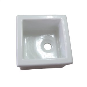 "Utility Sink - 13"" x 13"" - White Product Image"