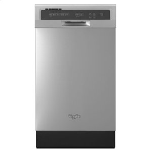Compact Tall Tub Dishwasher - STAINLESS STEEL
