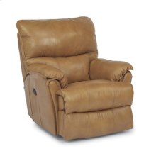 Stockton Leather Recliner w/ Power