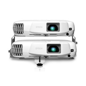 EpsonPowerLite W16SK 3D 3LCD Dual Projection System
