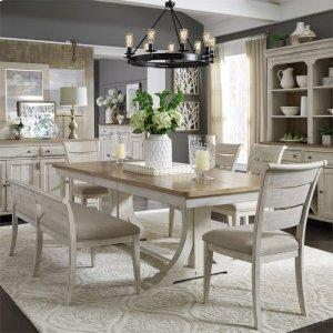 Liberty Furniture IndustriesOpt 6 Piece Trestle Table Set