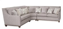 Collection One Bridgewater Left Arm Facing Sofa