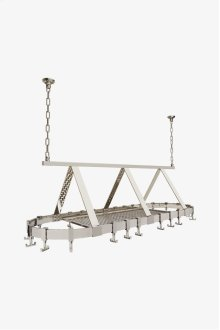 Rutherford Ceiling Mounted Pot Rack STYLE: RHPR01