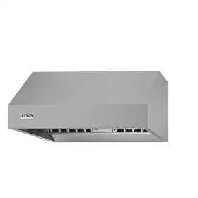 "Metallic Silver 24"" Wide 24"" Deep Wall Hood - VWH (24"" deep, 24"" wide)"
