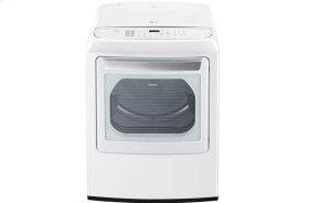 7.3 cu. ft. Ultra Large Capacity Front Control Gas Dryer with EasyLoad Door