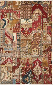 Legend Ld05 Mtc Rectangle Rug 5'6'' X 8'6''