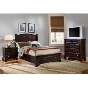 VAUGHAN-BASSETT2 Drawer Nightstand
