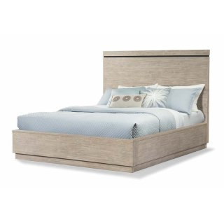 Larkspur Storage Platform Bed