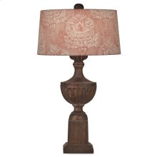 Roman Table Lamp- CCA LSL126 F821