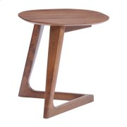 Park West Side Table Walnut Product Image