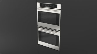 "30"" Touch Control Double Oven - stainless Steel"