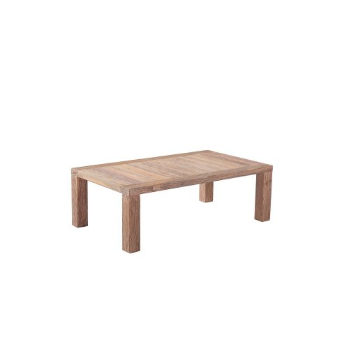 Emerald Home Reims Rect. Cocktail Table Weathered Teak Ot1207-0