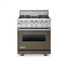 "30"" Sealed Burner Dual Fuel Range, Natural Gas"