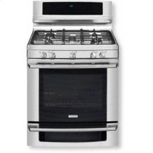 "30"" Natural Gas Freestanding Range with Wave-Touch® Controls"