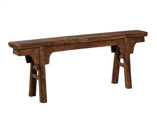 Peasant Bench