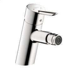Chrome Focus S Single-Hole Bidet Faucet