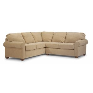 Thornton Leather Sectional