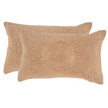 Cleopatra Pillow - Old Gold