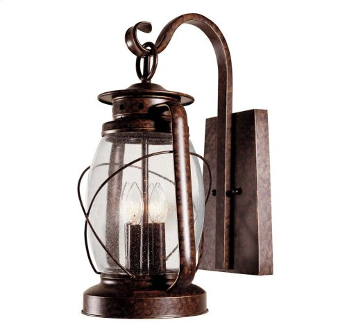 Smith Mountain Wall Lantern