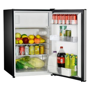 Avanti4.5 CF Counterhigh Refrigerator with True Freezer Compartment