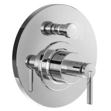 Stoic Pressure Balance Diverter Valve for Tub & Shower Set - Cy Handle - Polished Chrome