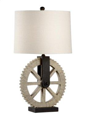Gearwheel Lamp