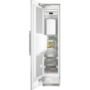 MieleF 2471 SF MasterCool freezer For high-end design and technology on a large scale.