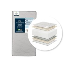 Serta iComfort® Sweet Retreat Crib and Toddler Mattress - iComfort Sweet Retreat