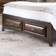 King Storage Bed Drawers