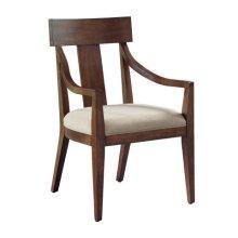 Monterey Point Splat Back Arm Chair