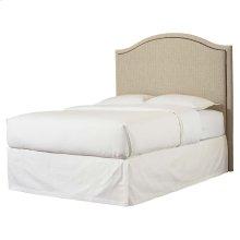 Queen Custom Bed Program-Vienna Arched Headboard