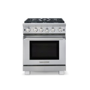 "American Range30"" Cuisine Ranges Natural Gas"