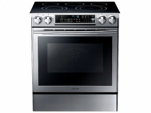 5.8 cu. ft. Slide-in Electric Range Product Image