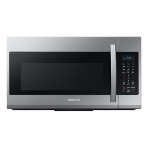 Samsung Appliances1.9 cu ft Over The Range Microwave with Sensor Cooking in Stainless Steel