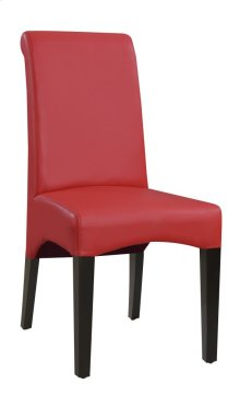 Emerald Home Briar II Upholstered Dining Chair Traditional Red D108-20-02