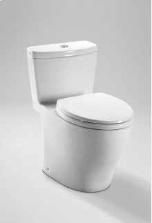Cotton Aquia® One-Piece Toilet, 1.6GPF & 0.9GPF