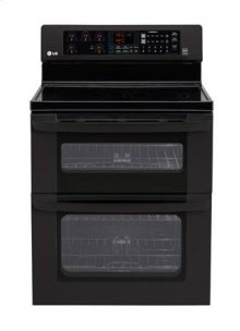 6.1 cu. ft. Capacity Electric Double Oven Range with SuperBoil Burner and EasyClean® (Clearance Sale Store: Owensboro only)