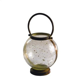 Ball Lantern Candle Holder Small