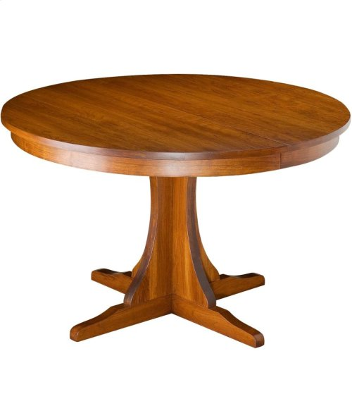 "Mission 48"" Round Extension Table"