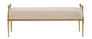 Genevieve Bench - 21.5h x 52w x 18d