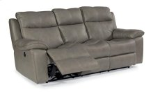 Julio Leather Power Reclining Sofa